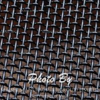 Anti-Jemmy stainless steel wire mesh window screen