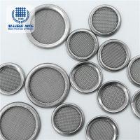 Custom size stainless steel filter mesh