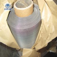 woven wire mesh stainless steel netting for filter