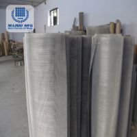 400 Micron Filter Woven Mesh For Petroleum Flitration