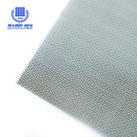 Customizable size stainless steel filter cloth