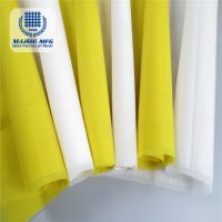 High quality 100% monofilament polyester mesh for bowl printing