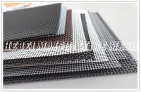Anti cut 0.9mm thick wire burglar-resistance security mesh