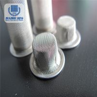 Customize stainless steel wire mesh milk filter cylinder