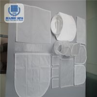 White environmental grade nylon mesh