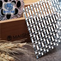Decoration purpose stainless steel physical polishing screen
