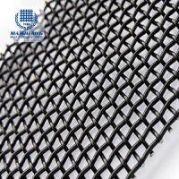 Powder coat 316 stainless steel anti-cut security screens