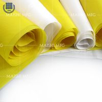 high tension monofilament polyester 43t screen printing mesh