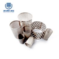 Manufacture Stainless Steel Welded Tube Filter Mesh