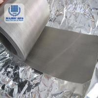Length is 30m stainless steel wire mesh