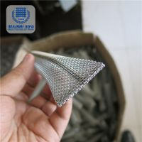 sintered glass filter media