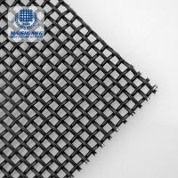 Factory supply security mesh screen for window