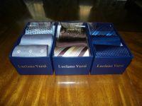100% Silk Neckties Gift Box Set