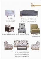 wooden sofas