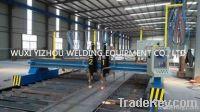 CNC Digital Control Multi-head Vertical Strip Flame Cutting Machine