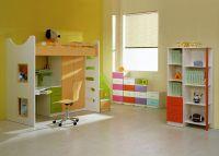 282 Children Furniture Bedroom Set