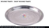 Deep Round Grape Trays