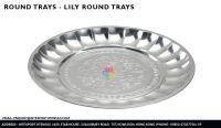 Lily Round Trays