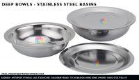 Stainless Steel Basins
