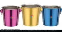 Colored Chilled Buckets