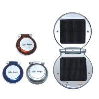 Solar Charger  Mini Fan