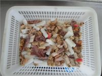 Seafood mix, (squid, mussel, clam, surimi)