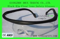 Safety Goggles labour safety product with 100% UV protection