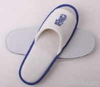 Hotel luxury slippers