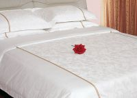 Luxury hotel bed sets
