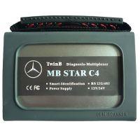 New version 09/2010 MB Star C3/C4 Mercedes Benz Diagnose