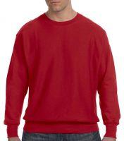 customise collar breathable warm crew neck sweatshirt o neck long sleeve pullover fleece french terry cotton velour