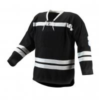 custom stylish reversible over sized Ice Hockey jerseys adult women men youth embroidery printing dye sublimation jersey