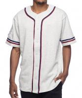 custom stylish wool reversible Baseball Jersey shirt adult women men youth embroidery printing sublimation jerseys
