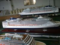 passenger ferry model
