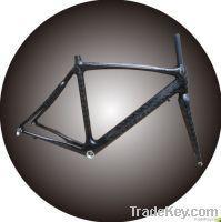 carbon bicycle frameset