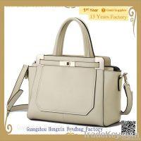 Golden china suppplier manufacture European trend genuine leather patt