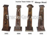 Incense Tower 12""