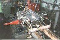 Spark Ignition 50cc Engine, Power 11 kW@7500 RPM, EURO-5 emission
