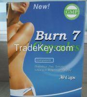 Herbal slimming capsule Burn 7 Capsules
