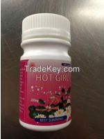 Stronger formula Red Hot Girl Herbal Weight Loss Capsules