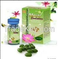 Meizi Evolution Botanical Slimming softgel marked MZE 650mg*30 softgel