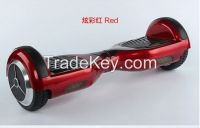 2 Wheels  self-balance Electric Scooter with  Samsung Li-Tech battery