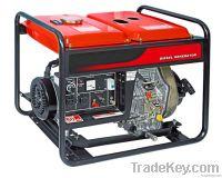 5KW Portable Diesel generator Smart Size Light Weight