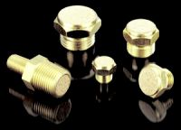 Sintered Sphercial bronze silencer, filter, breather