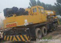 Used Tadano Wheeled Crane (TG 500E)