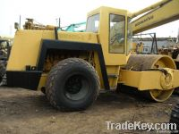 Used BOMAG Road Rollers (BW217D-2)