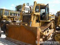 Used CAT Crawler Bulldozer (D6H)