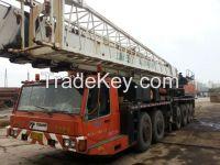 used  tadano TG1500E 150ton crane
