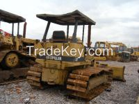 used caterpillar D3C bulldozer