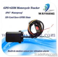GPS Motorcycle Tracker